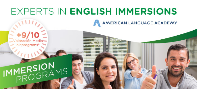 curso ingles inmersion Madrid