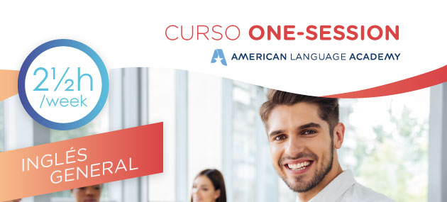 curso ingles one session